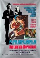 Futureworld - German Movie Poster (xs thumbnail)
