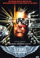 Stone Cold - German DVD movie cover (xs thumbnail)