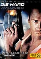 Die Hard - Hungarian Movie Poster (xs thumbnail)
