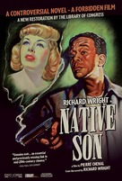 Native Son - Movie Poster (xs thumbnail)