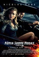 Drive Angry - Brazilian Movie Poster (xs thumbnail)