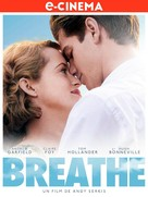 Breathe - French Movie Poster (xs thumbnail)