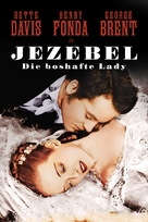 Jezebel - German DVD cover (xs thumbnail)