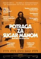 Searching for Sugar Man - Croatian Movie Poster (xs thumbnail)