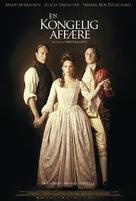 En kongelig affære - Danish Movie Poster (xs thumbnail)