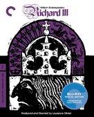 Richard III - Blu-Ray movie cover (xs thumbnail)