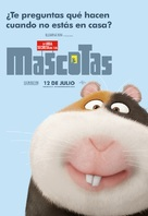 The Secret Life of Pets - Argentinian Character poster (xs thumbnail)
