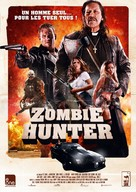Zombie Hunter - French Movie Cover (xs thumbnail)