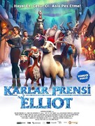 Elliot the Littlest Reindeer - Turkish Movie Poster (xs thumbnail)