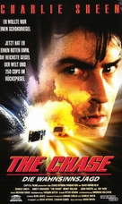 The Chase - German Movie Cover (xs thumbnail)