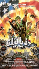 G.I. Joe: The Movie - VHS cover (xs thumbnail)