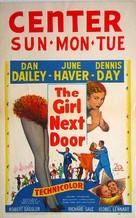 The Girl Next Door - Movie Poster (xs thumbnail)
