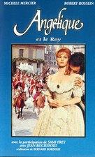 Angélique et le roy - French VHS movie cover (xs thumbnail)