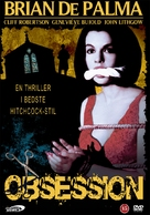 Obsession - Danish Movie Cover (xs thumbnail)