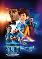 Spies in Disguise - Serbian Movie Poster (xs thumbnail)