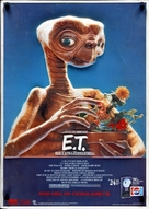E.T.: The Extra-Terrestrial - Video release poster (xs thumbnail)