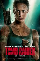 Tomb Raider - Canadian Movie Poster (xs thumbnail)