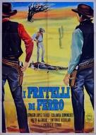 Los hermanos Del Hierro - Italian Movie Poster (xs thumbnail)