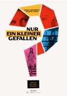 A Simple Favor - German Movie Poster (xs thumbnail)