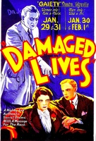 Damaged Lives - Movie Poster (xs thumbnail)