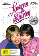 """Laverne & Shirley"" - Australian DVD cover (xs thumbnail)"