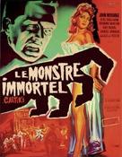Caltiki - il mostro immortale - French Movie Poster (xs thumbnail)