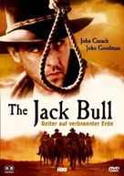 The Jack Bull - German Movie Cover (xs thumbnail)