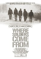 Where Soldiers Come From - Movie Poster (xs thumbnail)