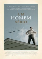 A Serious Man - Portuguese Movie Poster (xs thumbnail)