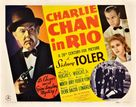 Charlie Chan in Rio - Movie Poster (xs thumbnail)