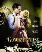 Touch of Evil - Hungarian Blu-Ray movie cover (xs thumbnail)
