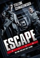 Escape Plan - Dutch Movie Poster (xs thumbnail)