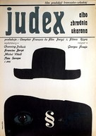 Judex - Polish Movie Poster (xs thumbnail)