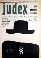 Judex - Polish Movie Poster (xs thumbnail)