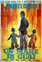 By the Sea - Italian Movie Poster (xs thumbnail)