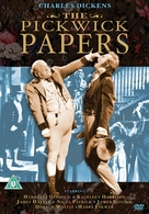 The Pickwick Papers - British Movie Cover (xs thumbnail)