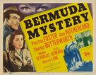 Bermuda Mystery - Movie Poster (xs thumbnail)