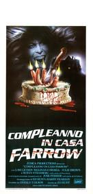 Bloody Birthday - Italian Movie Poster (xs thumbnail)