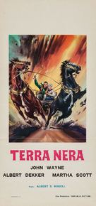 In Old Oklahoma - Italian Movie Poster (xs thumbnail)
