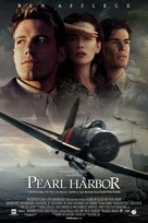Pearl Harbor - Brazilian Movie Poster (xs thumbnail)