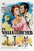 Valley of the Kings - Spanish Movie Poster (xs thumbnail)