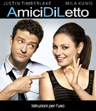 Friends with Benefits - Italian Blu-Ray movie cover (xs thumbnail)