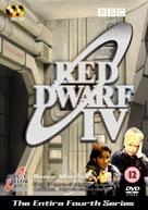"""Red Dwarf"" - British DVD cover (xs thumbnail)"