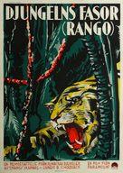 Rango - Swedish Movie Poster (xs thumbnail)