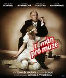 Román pro muze - Czech Blu-Ray cover (xs thumbnail)