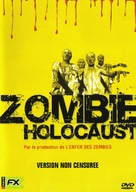 Zombi Holocaust - French Movie Cover (xs thumbnail)