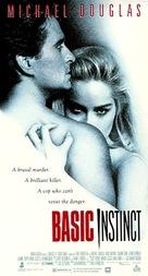 Basic Instinct - Movie Poster (xs thumbnail)