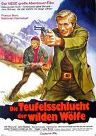 Il ritorno di Zanna Bianca - German Movie Poster (xs thumbnail)