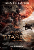 Wrath of the Titans - Argentinian Movie Poster (xs thumbnail)