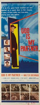 God Is My Partner - Movie Poster (xs thumbnail)